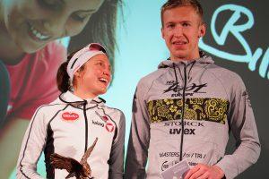 0097 20190405 3 300x200 - Profitriathletin Lisa Perterer ist die große Siegerin beim FH Kärnten Sport Geolauf 2019