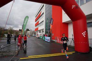 0118 20190405 2 300x200 - Profitriathletin Lisa Perterer ist die große Siegerin beim FH Kärnten Sport Geolauf 2019